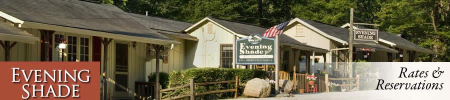 Merveilleux Evening Shade River Lodge